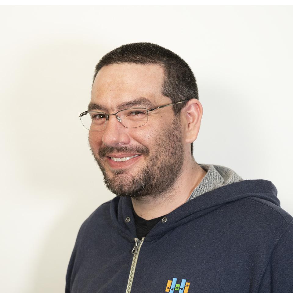 Nicolas Peariso - VP, Engineering