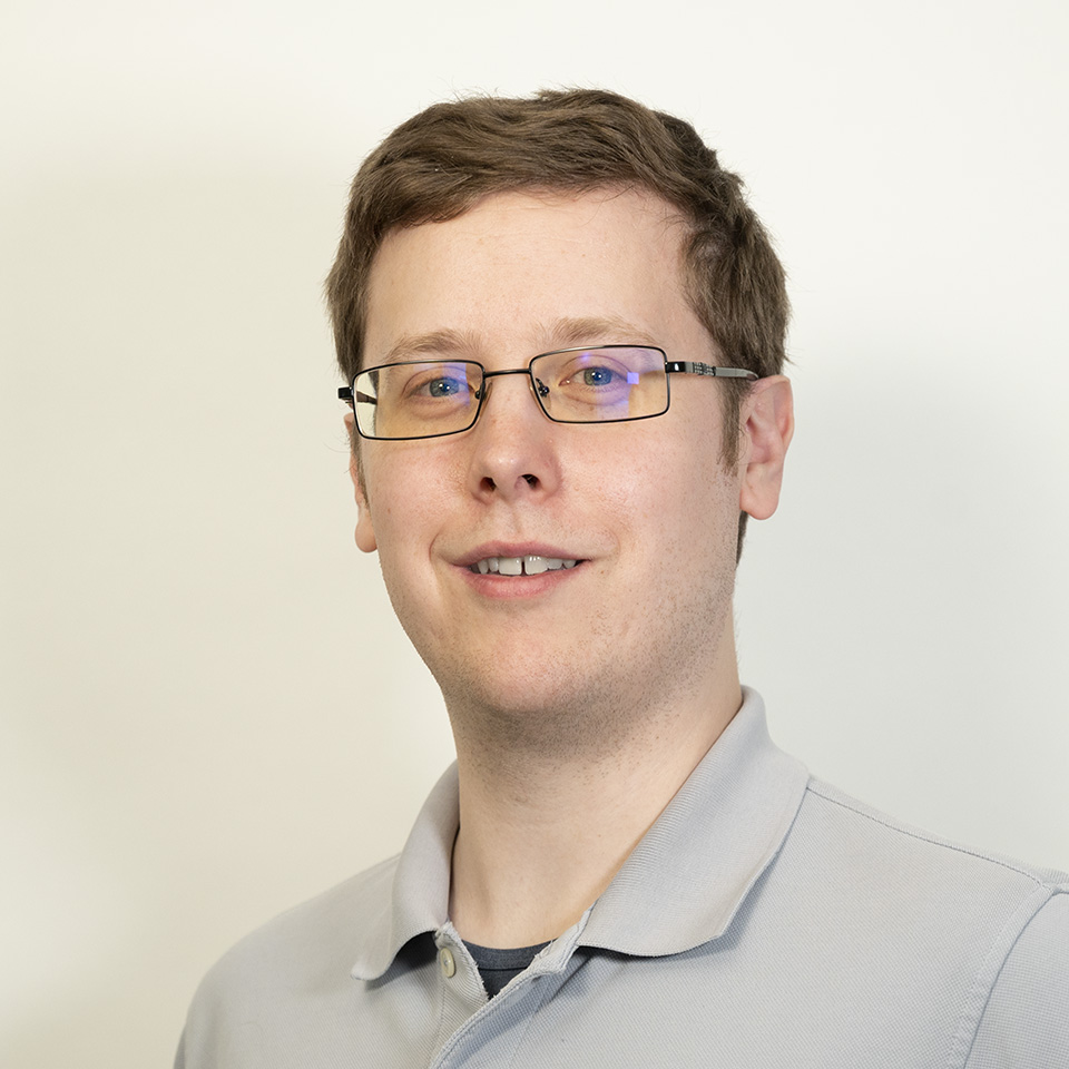 Andrew Muth - Sr. Director, Engineering